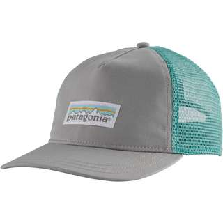 Patagonia P-6 Label Layback Cap Damen drifter grey
