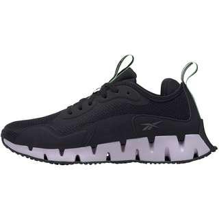 Reebok ZIG DYNAMICA Sneaker Damen core black-luminous lilac-neon mint
