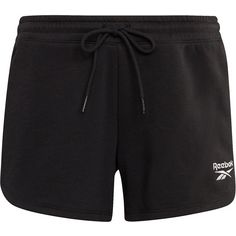 Reebok Identity Classic Shorts Damen black