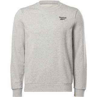 Reebok Identity Classic Sweatshirt Herren medium grey heather