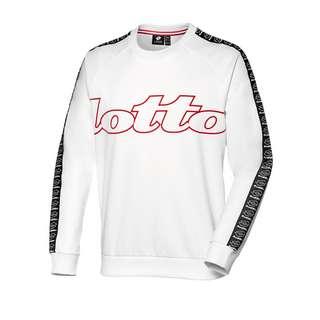 Lotto Sweatshirt Herren weiss