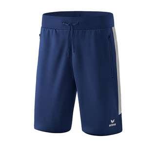 Erima Fußballshorts blaugrau