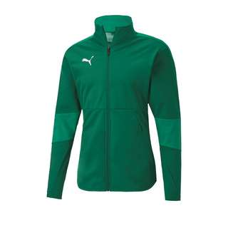 PUMA Trainingsjacke Gruen
