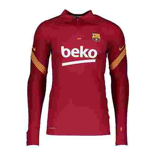 Nike Funktionssweatshirt Herren rot