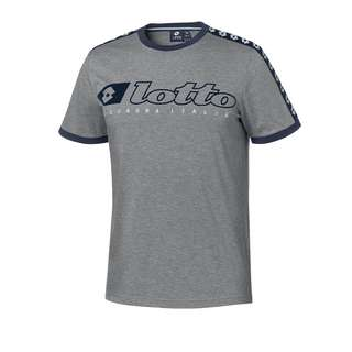 Lotto Athletica Due Tee Mel T-Shirt T-Shirt grau