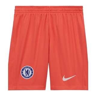 Nike Fußballshorts Kinder orange