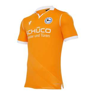 macron Fußballtrikot Kinder orange