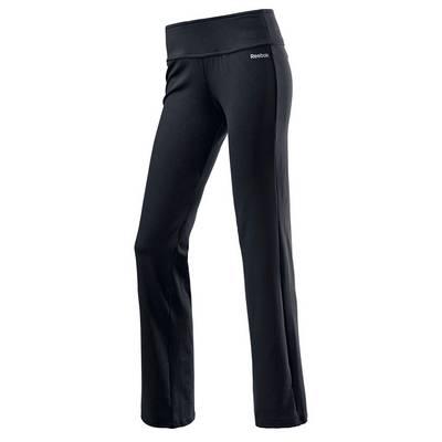 Reebok Jazzpants Damen schwarz