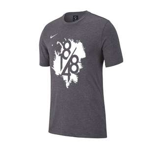 Nike Poloshirt Kinder grau