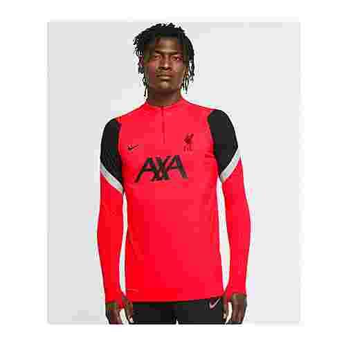 Nike Sweatshirt rot