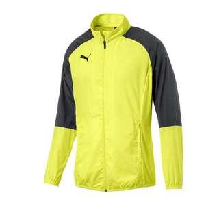 PUMA Trainingsjacke Herren gelb