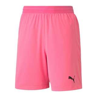 PUMA Fußballshorts Kinder pink