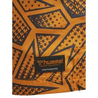 hummel hmlEVAN BOARD SHORTS Shorts Herren TANGELO