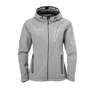 Kempa Trainingsjacke Damen grau