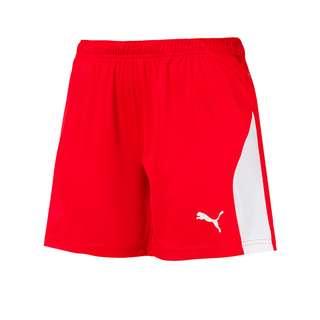 PUMA Fußballshorts Damen rotweiss