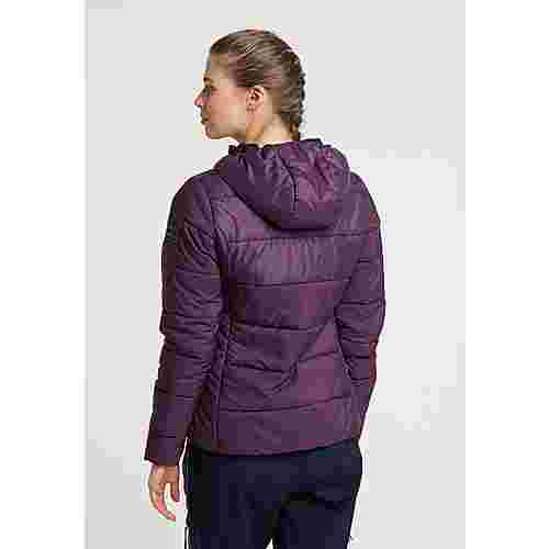 PYUA Stage Skijacke Damen shadow purple