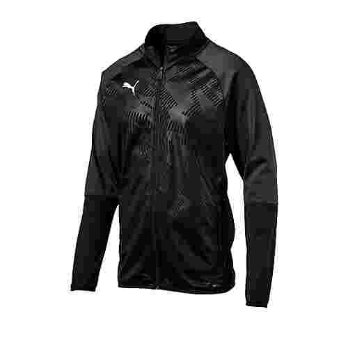 PUMA Trainingsjacke Kinder schwarz