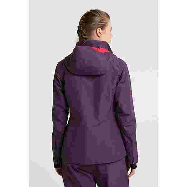 PYUA Elation Skijacke Damen shadow purple