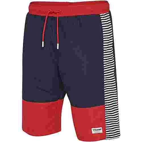 hummel Shorts Herren HIGH RISK RED