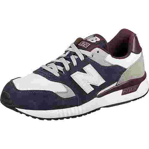 NEW BALANCE 570 Sneaker Herren blau