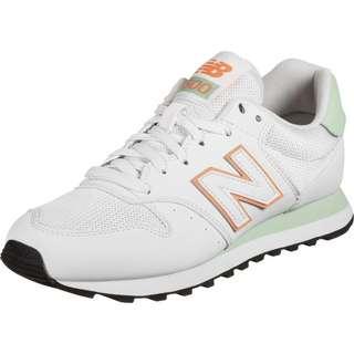 NEW BALANCE 500 Sneaker Damen weiß/grün