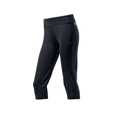 PUMA Tights Damen schwarz