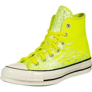 CONVERSE Chuck 70 Hi Sneaker neon/gelb