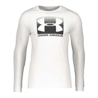 Under Armour Funktionssweatshirt Herren weiss