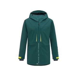 PYUA Collector Skijacke Herren dark moss green
