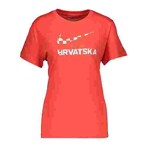 Nike Fanshirt Damen rot