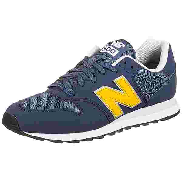 NEW BALANCE GW500-D Sneaker Herren dunkelblau / gelb