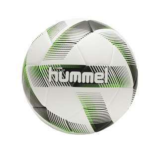 hummel Storm 2.0 Trainingsball Fußball Weissschwarzrot