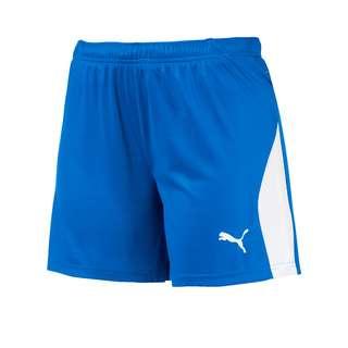 PUMA Fußballshorts Damen blauweiss