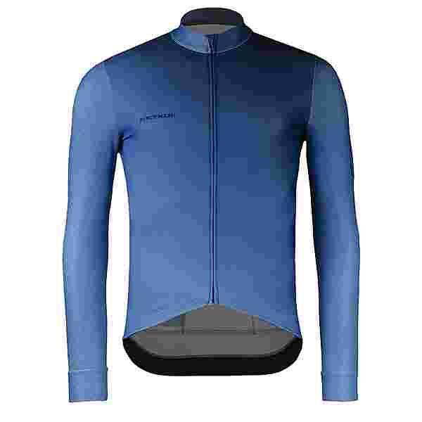 PERCY MASH Cryo line Thermal Long Sleeve Fahrradtrikot Herren True Blues