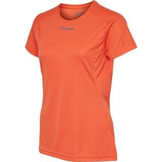 hummel T-Shirt Damen NASTURTIUM