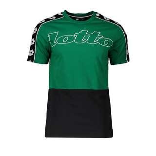Lotto Athletica Prime Tee T-Shirt T-Shirt gruenschwarz