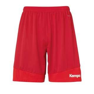 Kempa Fußballshorts Herren rot