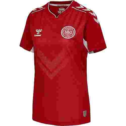 hummel T-Shirt Damen TANGO RED