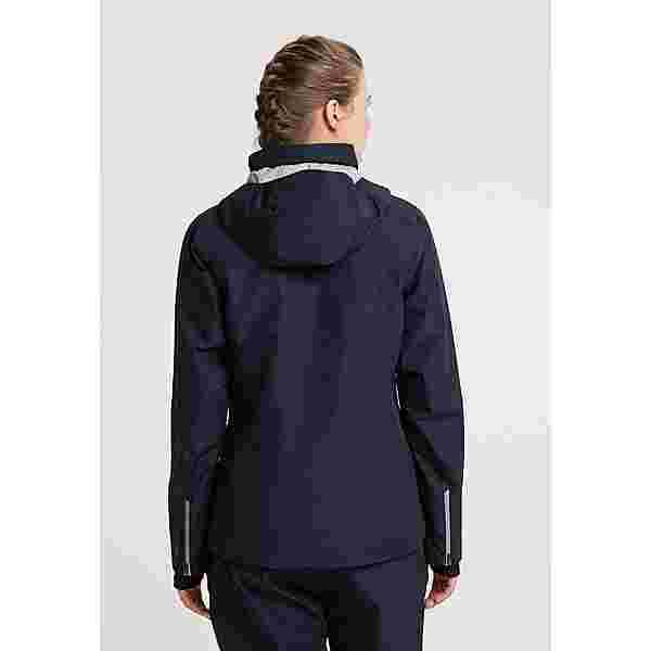 PYUA Elation Skijacke Damen navy blue