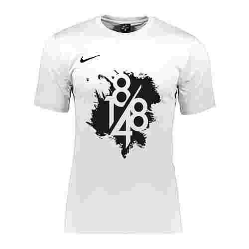 Nike Poloshirt Kinder weiss