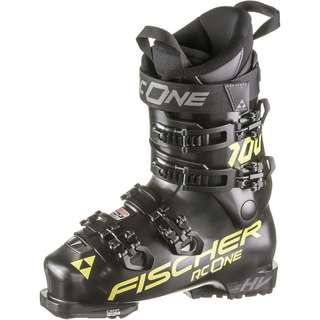 Fischer Ranger One 100X Skischuhe Herren schwarz-gelb