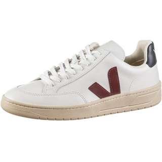 VEJA V12 Sneaker extra white-marsala-nautico