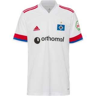 adidas Hamburger SV 20-21 Heim Trikot Herren white