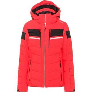CMP Skijacke Damen red fluo
