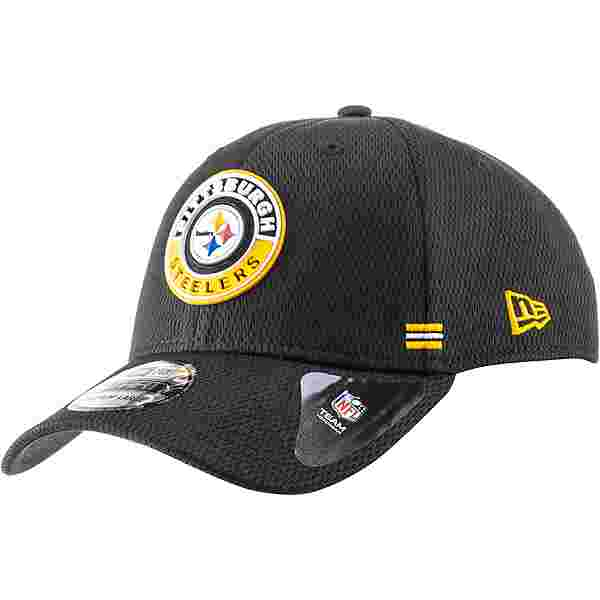 New Era 39Thirty Sideline Pittsburgh Steelers Cap official team colour