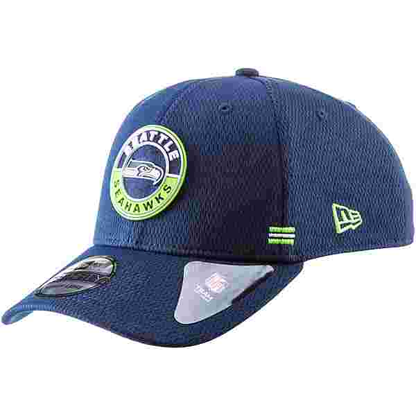 New Era 39Thirty Sideline Seattle Seahawks Cap official team colour
