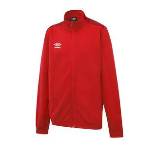 UMBRO Knitted Jacke Trainingsjacke Herren RotRot