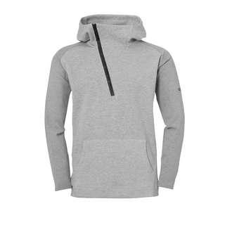 Uhlsport Essential Pro Ziptop Funktionssweatshirt Herren grau
