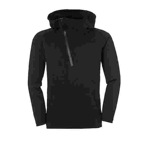 Uhlsport Essential Pro Ziptop Funktionssweatshirt Herren Schwarz