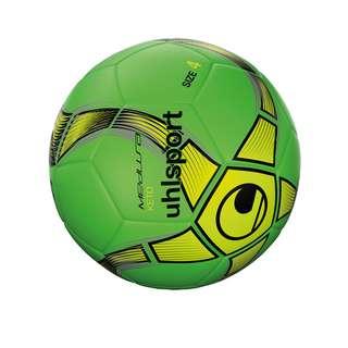 Uhlsport Medusa Keto Trainingsball Fußball Herren gruengelbschwarz
